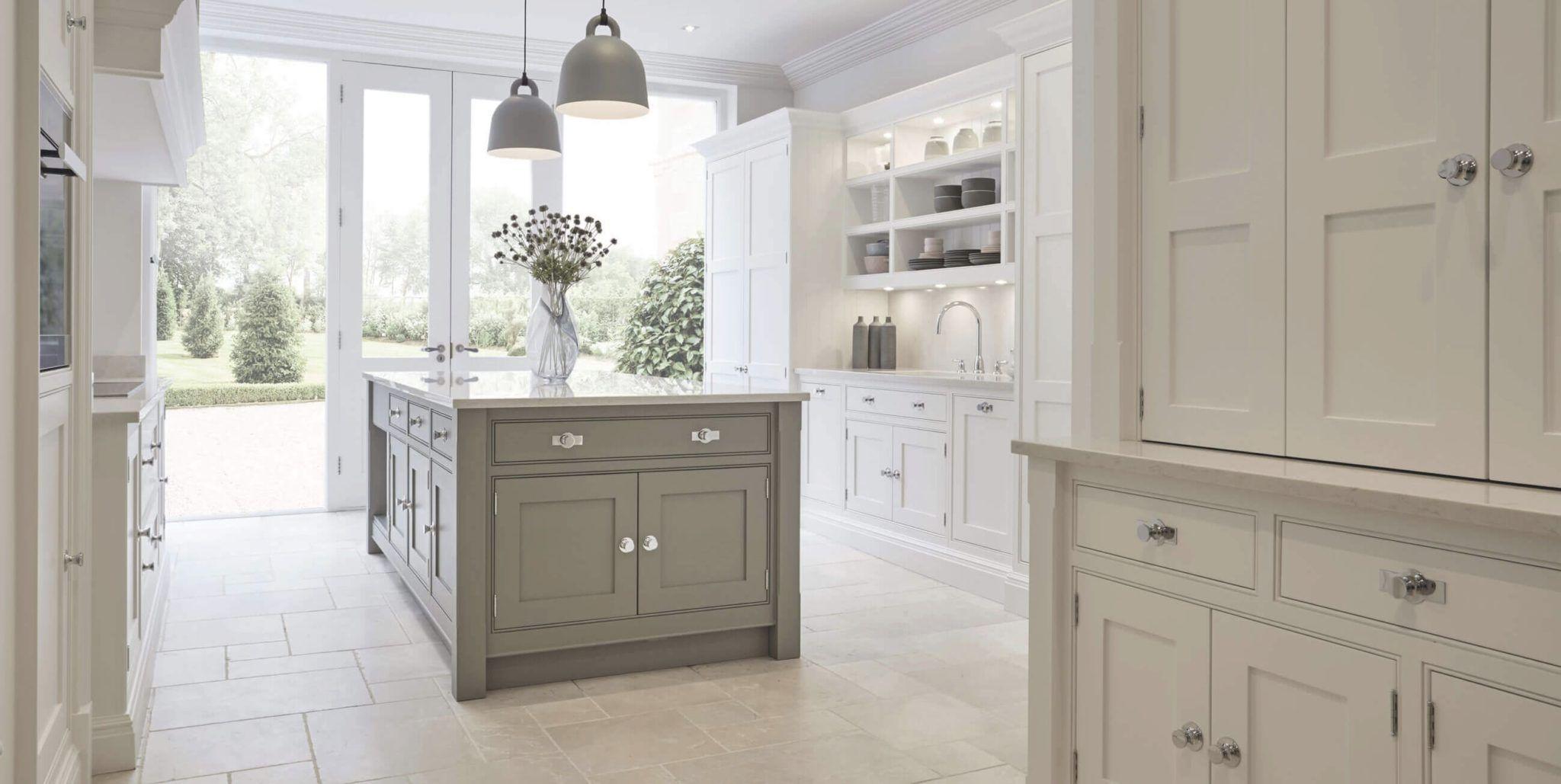 Grey Shaker Kitchen | Tom Howley for Grey Shaker Kitchen ...