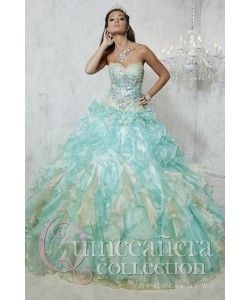 Quinceanera Collection Style 26782