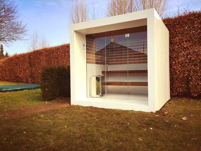 Photo of außensauna – Thermalux: outdoor sauna | sauna