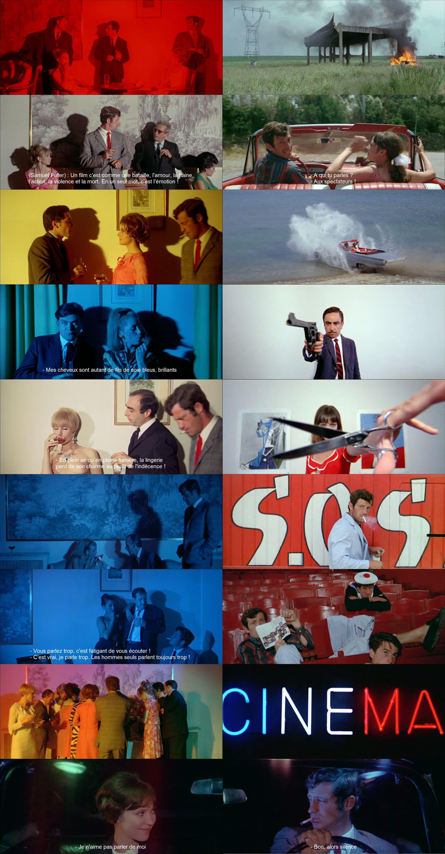 Pierrot Le Fou Jean Luc Godard France 1965 Film Images Film Inspiration Cinema Posters