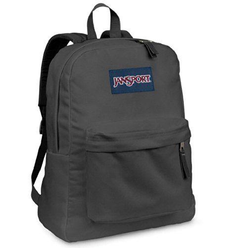 Jansport Backpack All Color Black Navy Grey Blue Purple Pink Green ...