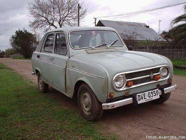 Pin By Rafaeltoro On Renault 4 Pinterest