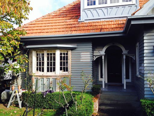 Best Roof Painting Brisbane Terracotta Roof House House 400 x 300