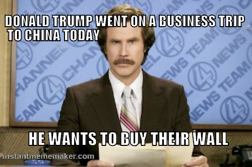 China Trump Teacher Memes Funny Teaching Memes Teacher Memes