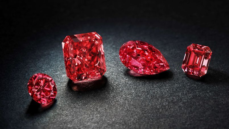 Taille Émeraude, Diamants Roses, Bijoux, Feux, Pierres Précieuses, Bijoux  Pierres Précieuses 1e9f618ab2ef
