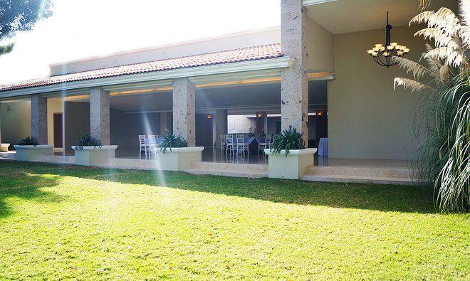 Terraza Para Eventos Y Banquetes Quinta De Torres Nos