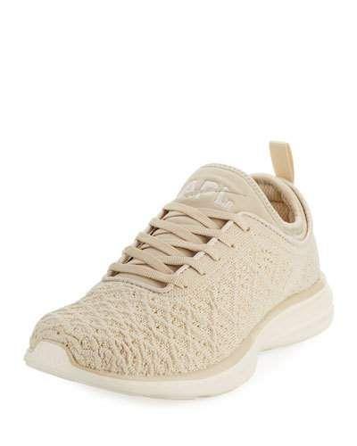 Techloom Phantom Knit Mesh Sneakers In
