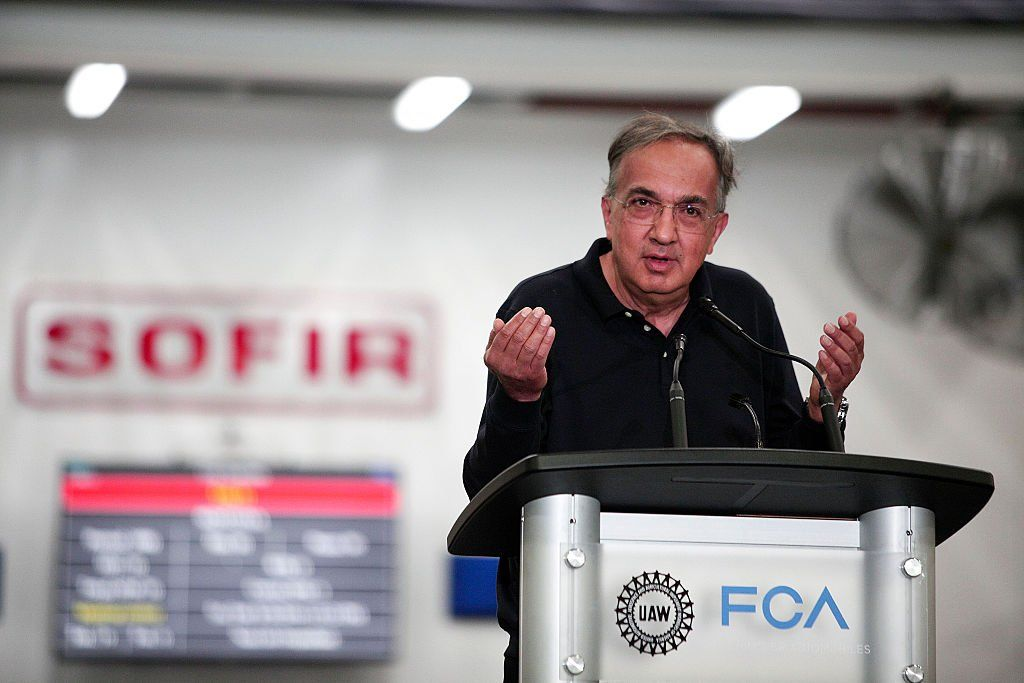 FCA CEO Marchionne in intensive care in a Swiss hospital