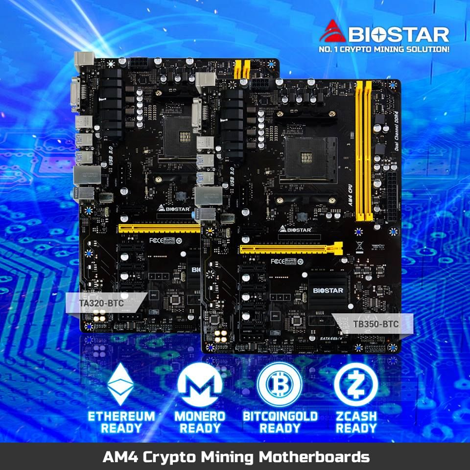 is threadripper a good processor for mining cryptocurrency