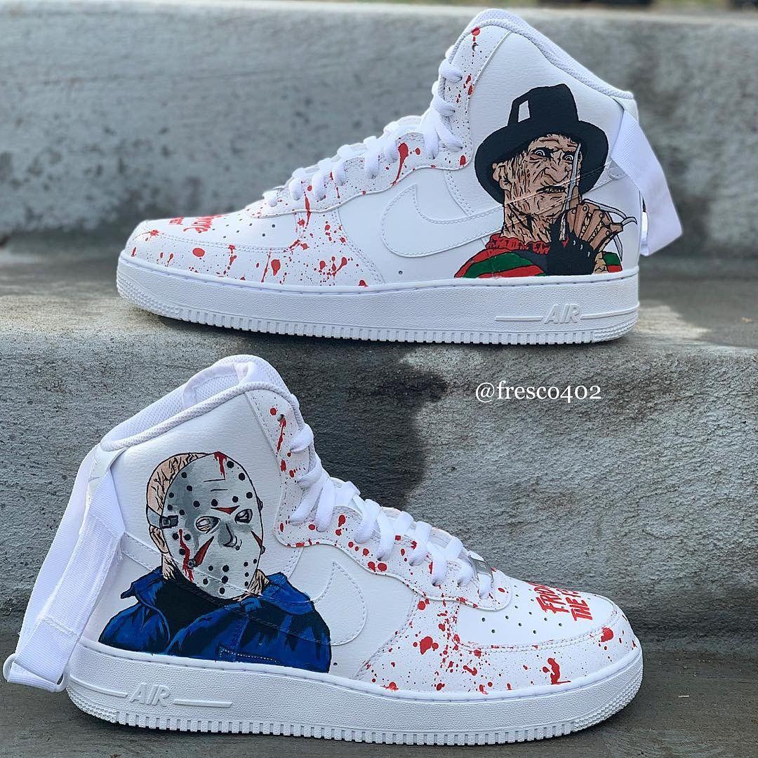 Vs Shoe In Jason Custom 2019What~are~those Freddy 8wkn0NZOPX