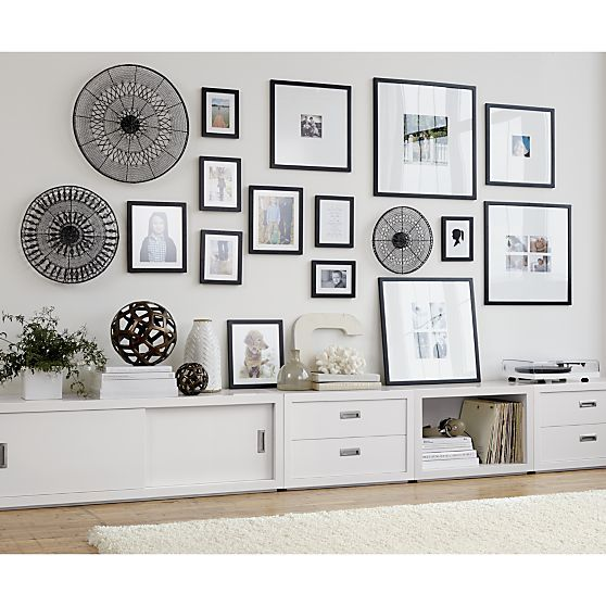 3 Piece Intricate Circle Metal Wall Art Set | Crate And Barrel