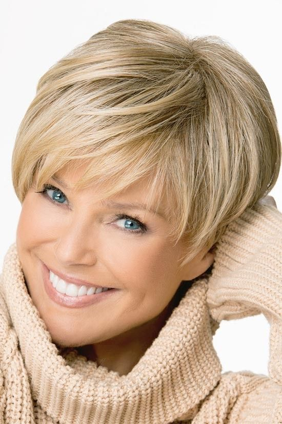 up town by christie brinkley wigs monofilament crown haircut photos pinterest frisur. Black Bedroom Furniture Sets. Home Design Ideas