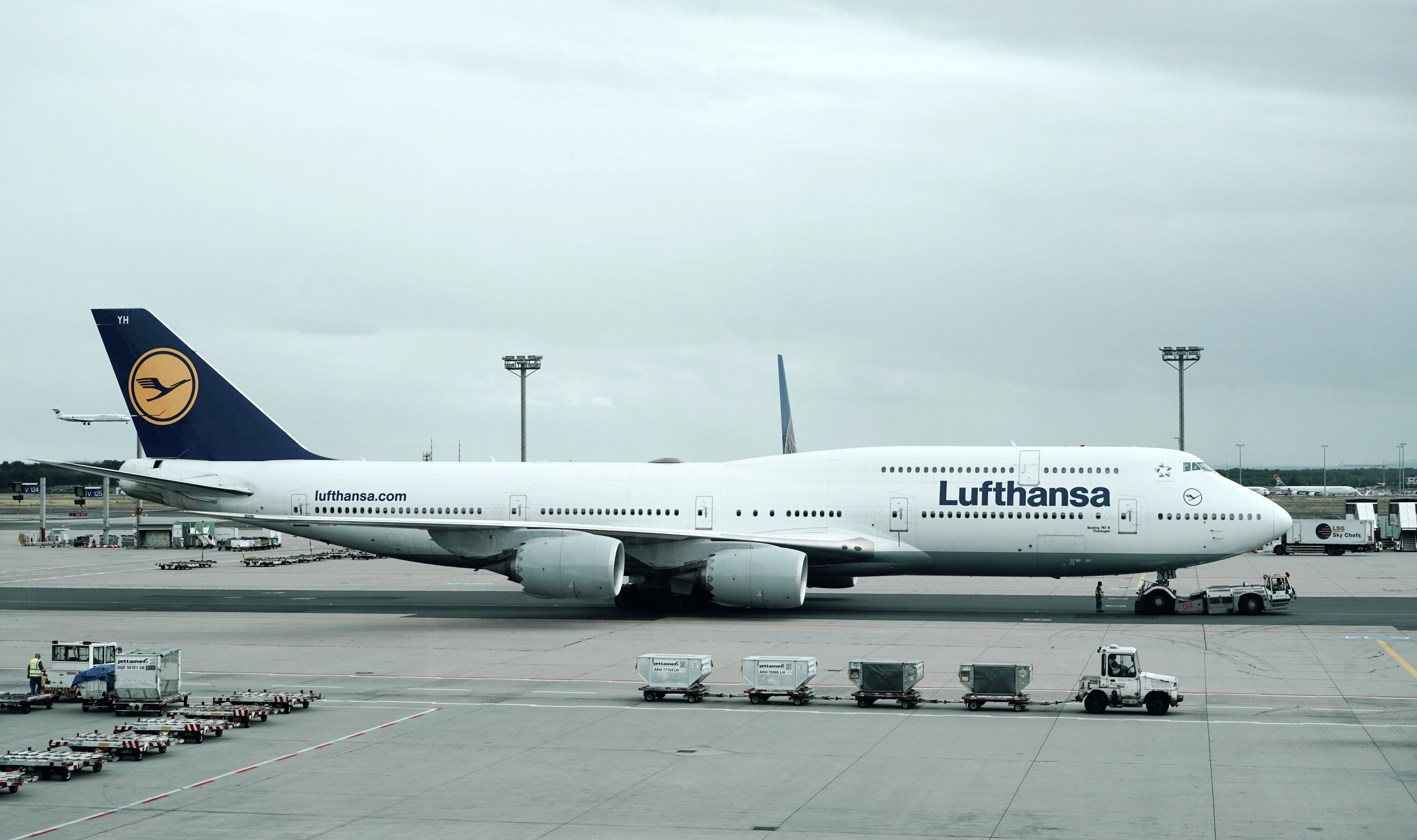Lufthansa and Eurowings strike threat in 2019 summer