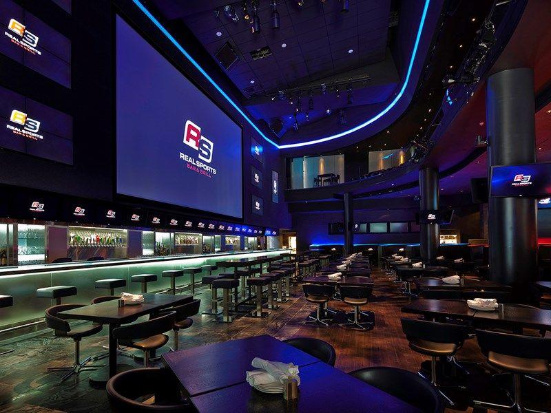 Arena via EventSource.ca Sport bar design, Sports bar