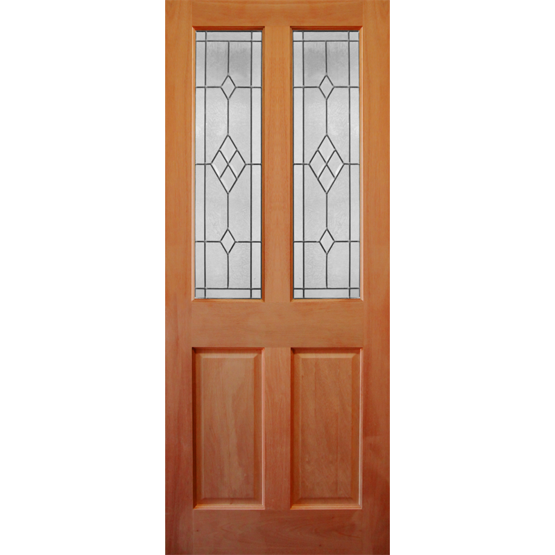 Corinthian Doors 2040 X 820 X 40mm Windsor Bevelled Diamond Jewel Entrance Door With Images Beveled Glass Entrance Doors Entrance