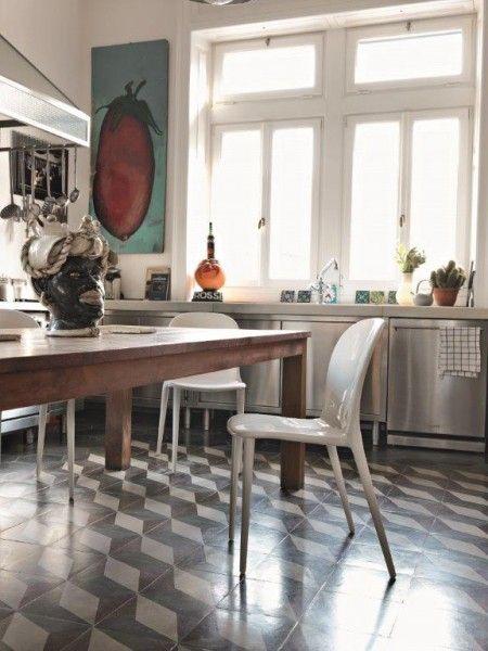 Des coins repas pleins d 39 id es interni della cucina for Mobili italiani design