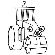 Top 10 Free Printable Bob The Builder Coloring Pages