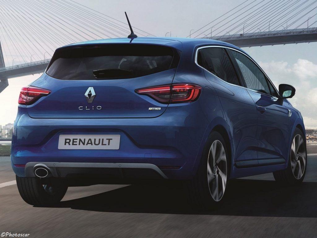 Renault Clio 2020 Berline Compacte Seduisante Et Citadine Polyvalente Renault Clio 2 Clio Renault
