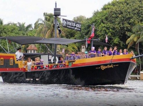 A Place To Visit In Fort Lauderdale Family Pirate Cruise And - Cruise from fort lauderdale