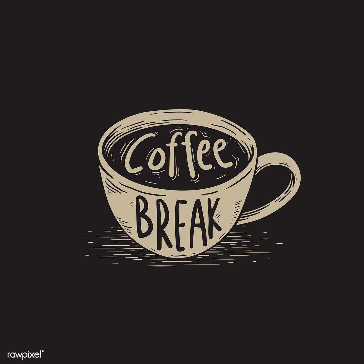 Coffee Break Vector Rawpixel Coffee Break Vector Free Typography Wallpaper