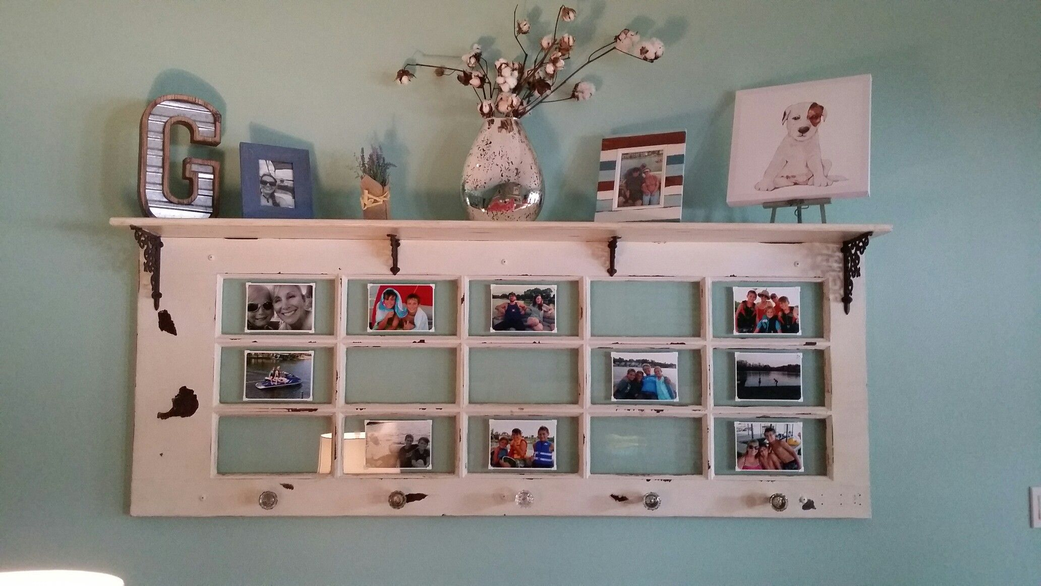 Old French Doors Turned Into Frames For Memories Decorating Ideas Hair Beauty Old French Doors French Doors