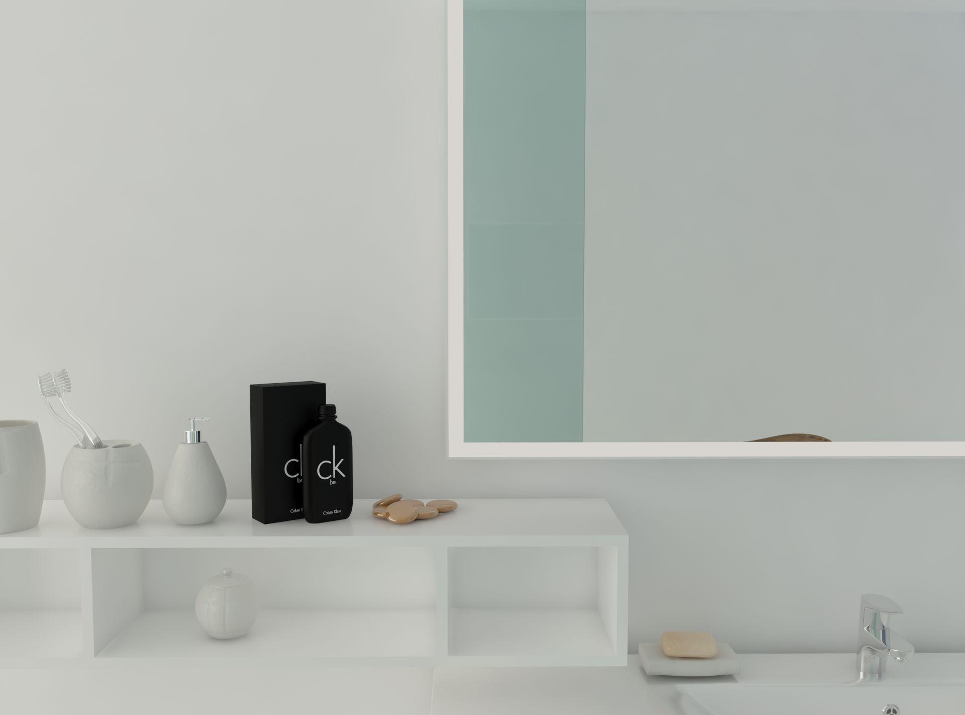 Badspiegel Wandspiegel Und Spiegel Nach Mass Beleuchtet Bei Spiegelshop24 Badspiegel Badezimmerspiegel Spiegel