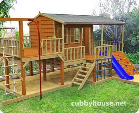 Panda Pack Kids Gym Cubbyhouse…. Magnificencia para mantener ocupados a los niños - Luis Vela  Infor...