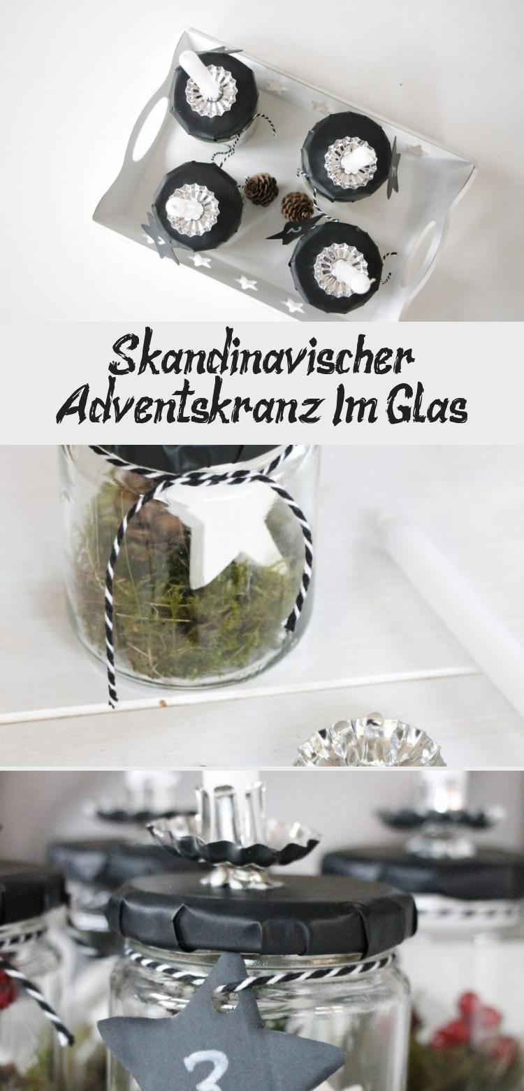 Skandinavischer Adventskranz: Es gibt viele Ideen, wie Sie Ihren eigenen Adventskranz herstellen können …