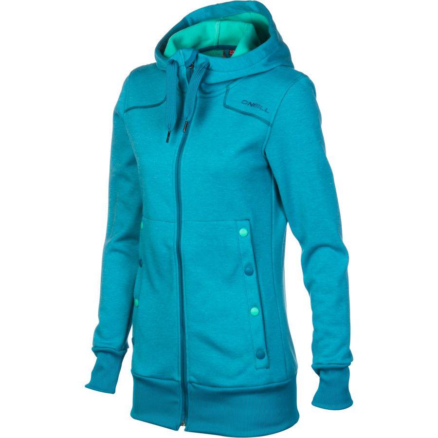 a239731155d08 O'Neill Sparkle Fleece Full-Zip Hoodie - Women's | Clothing ...