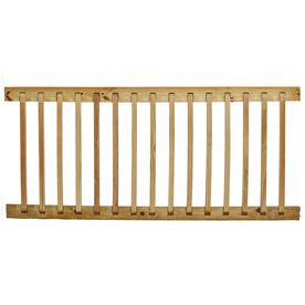 Best Severe Weather Max Ecolife Treated Deck Railing Common 2 400 x 300