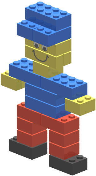 Brickplayer Plans Lego Instructions Step By Step Pinterest