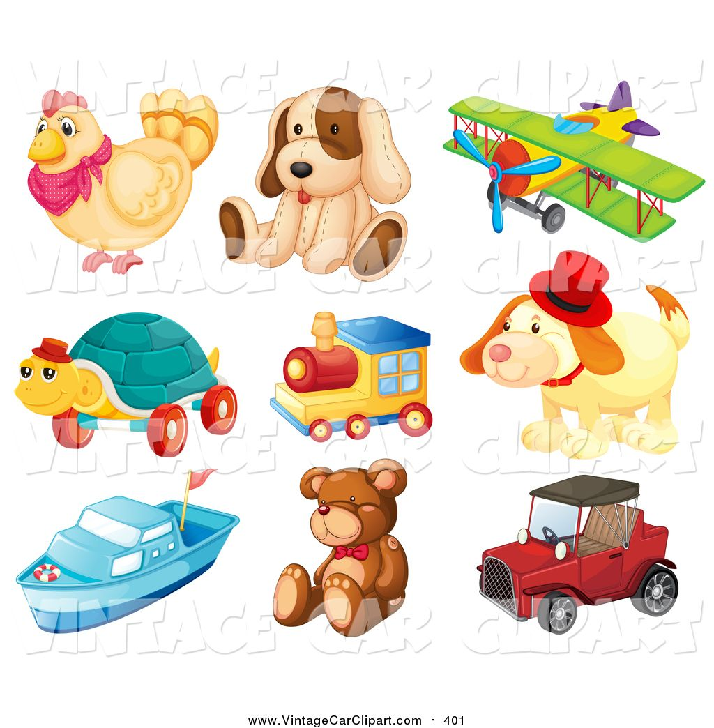 Toys car clipart  Larger Preview Clipart of Toys by Colematt  toys  Pinterest  Toy