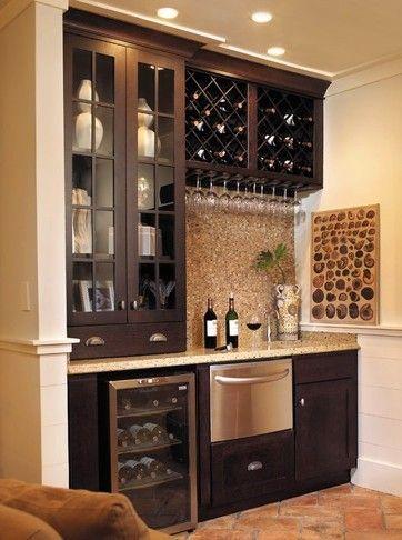 Home Wine Bar Wet Bar Design We Will Have A Wine Bar Kitchen