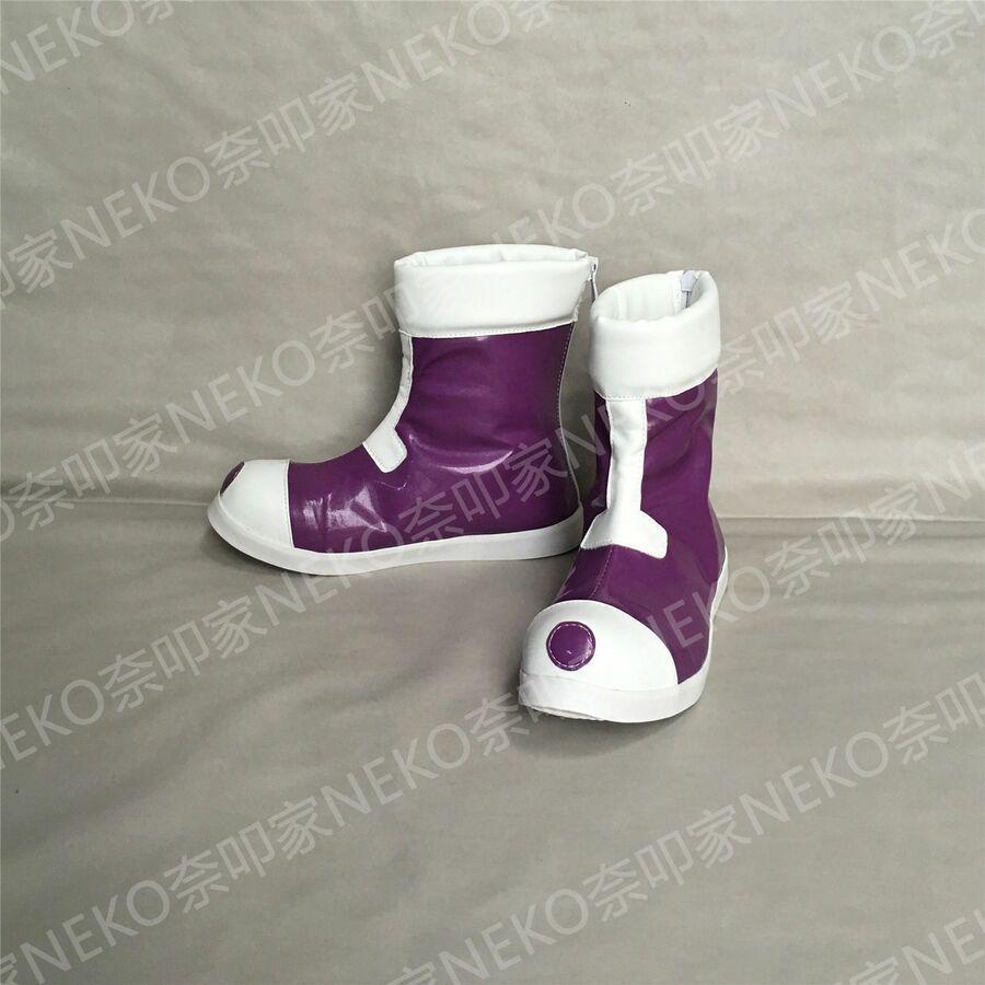 HUNTER×HUNTER Killua Zaoldyck Hunter Boots Shoes Cos Cosplay