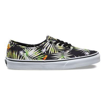 Decay Palms Authentic | Shop Shoes At Vans | Vans, Shoes, Vans ...