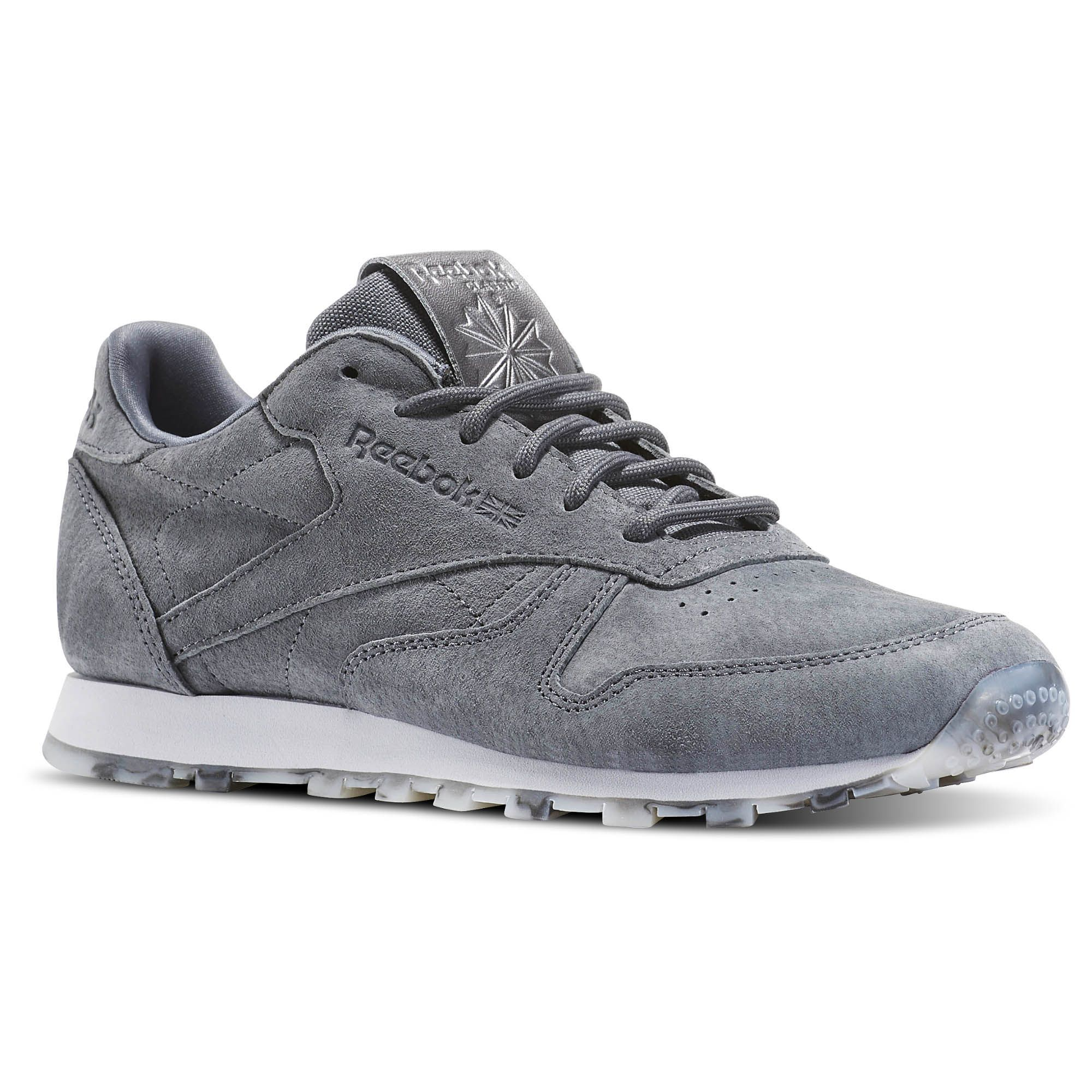 Reebok Classic Leather SHMR | Sneaker Luv | Reebok, Shoes