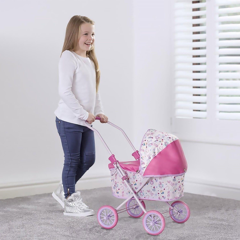 Buy Baby Born My First Pram Baby born, Pram, Baby strollers