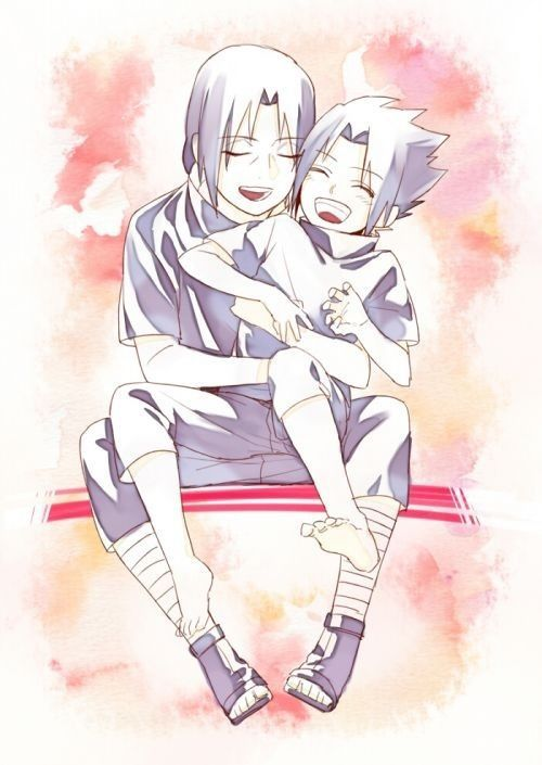 Itachi y sasuke el amor de un hermano