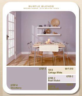 Silverberry Purple Paint Colors Bedroom Paint Colors For Home Purple Paint Colors