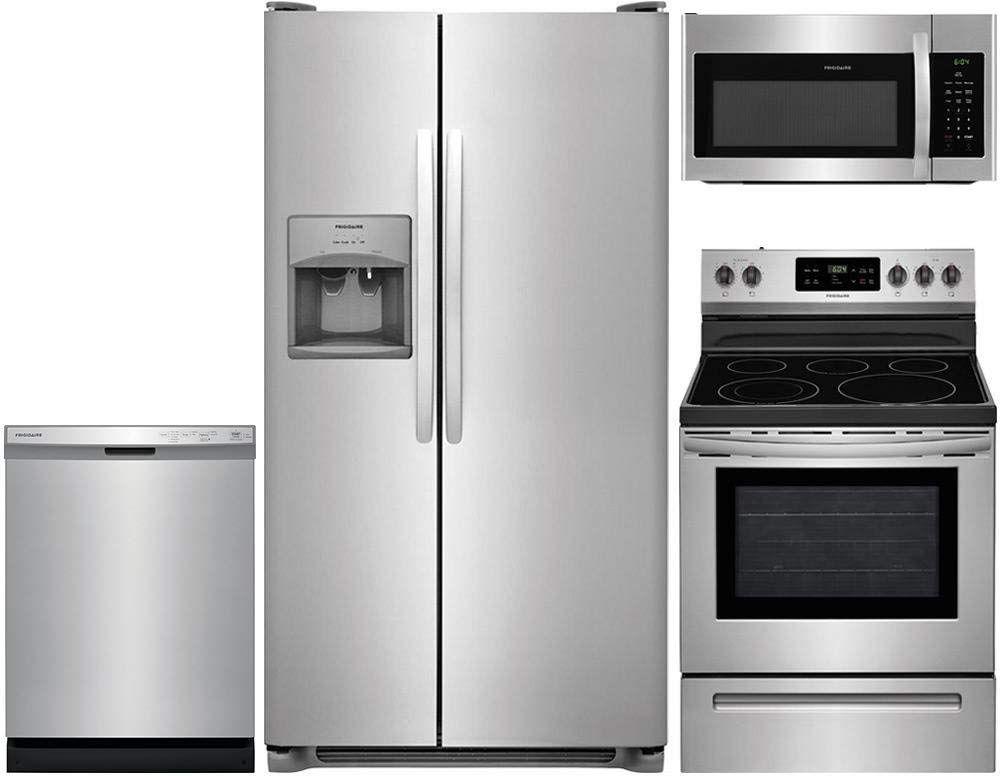 Stainless Steel Kitchen Set Kitchen Electrical Appliances Gas Kitchen Appliances Freestanding Electric Ranges