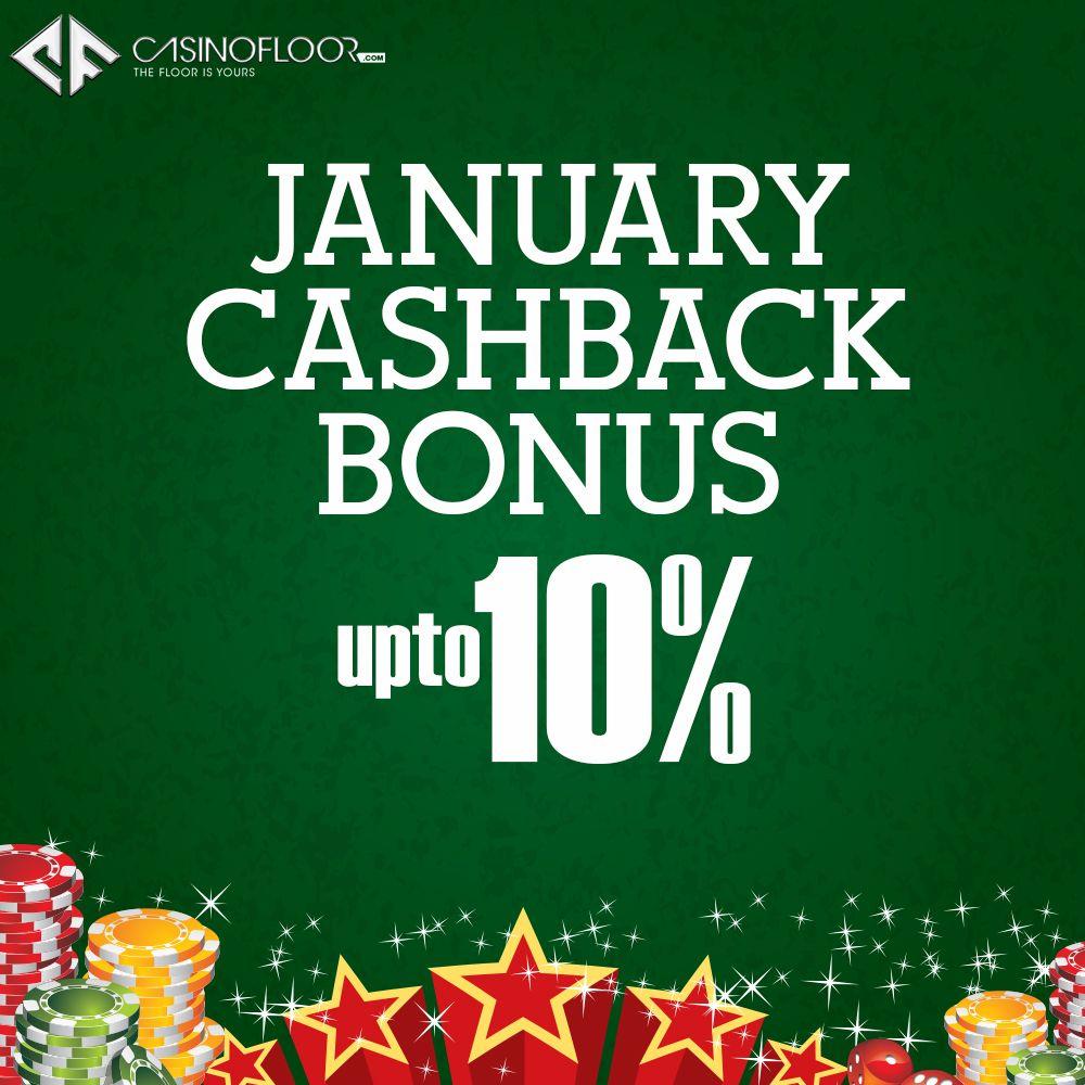 Casinofloor Bonus
