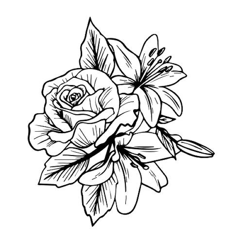Bloemm Tattoo - Semi-Permanent Tattoos by inkbox™