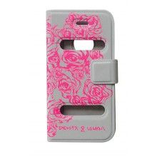 Etui iPhone 5 - Devota y Lomba - Booklet Roses  16,99 €