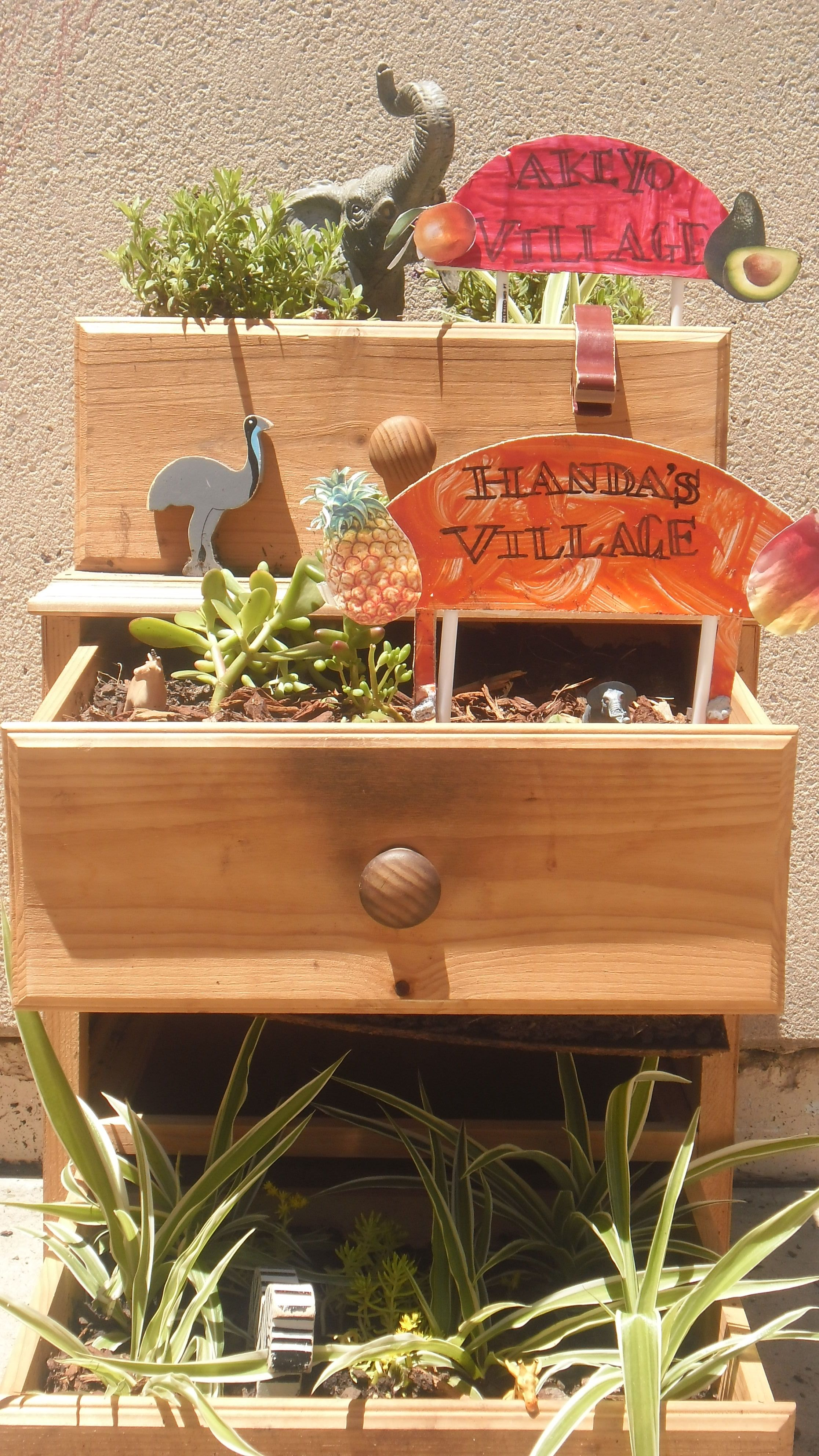 5 This storybook garden comp entry was made by toddlers (aged 2-3 ...