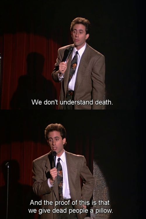 Jerry Seinfeld Quotes Glamorous Jerry Seinfeld  Laugh It Off  Pinterest  Jerry Seinfeld And Seinfeld