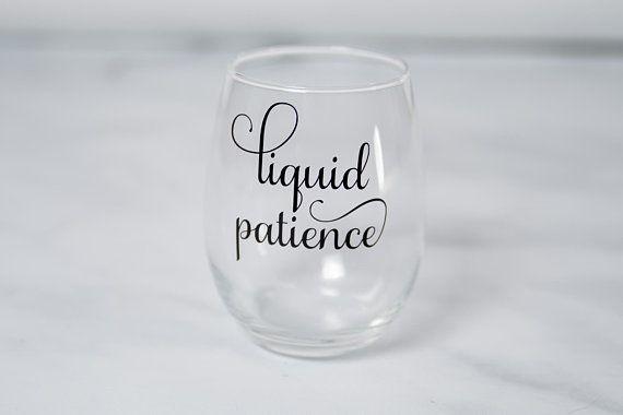 NEW LISTING Funny wine glasses, Funny wine glass