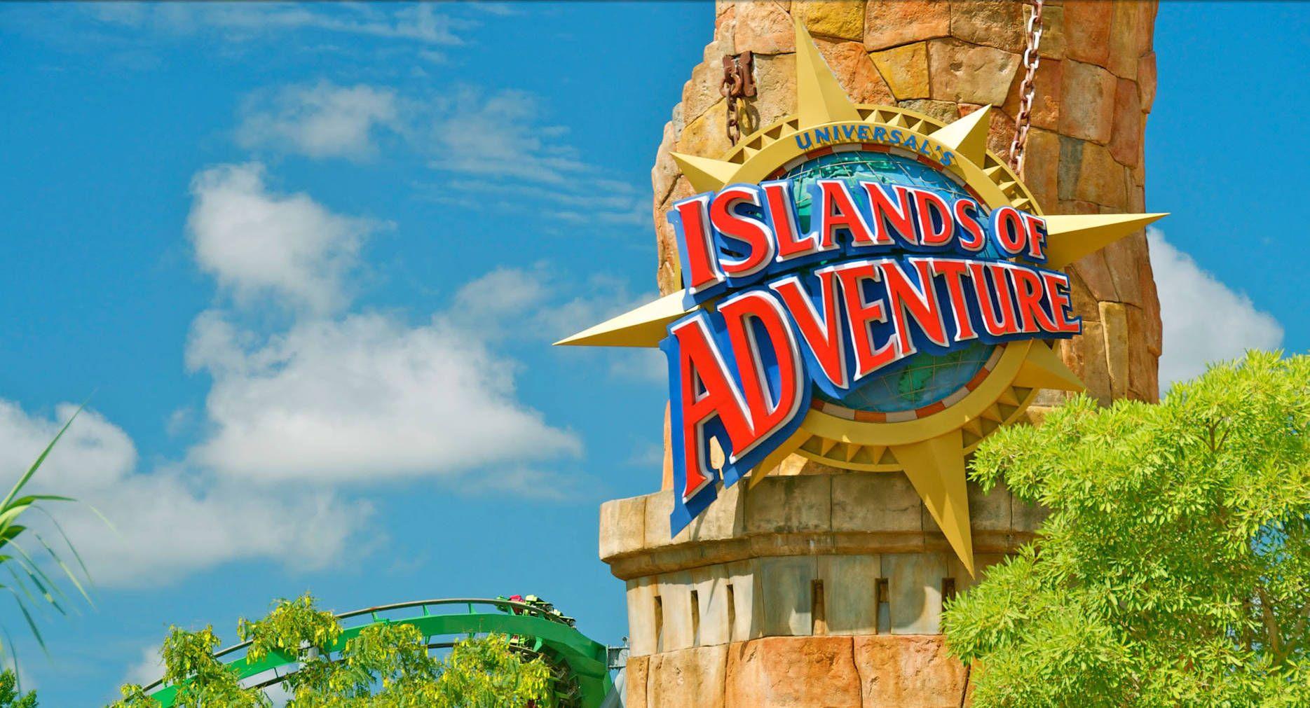 Everypost Universal Islands Of Adventure Islands Of Adventure Theme Park
