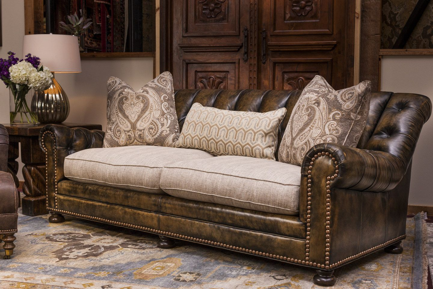 Guadalupe Sofa | Abilene New Home | Home decor styles, Home ...