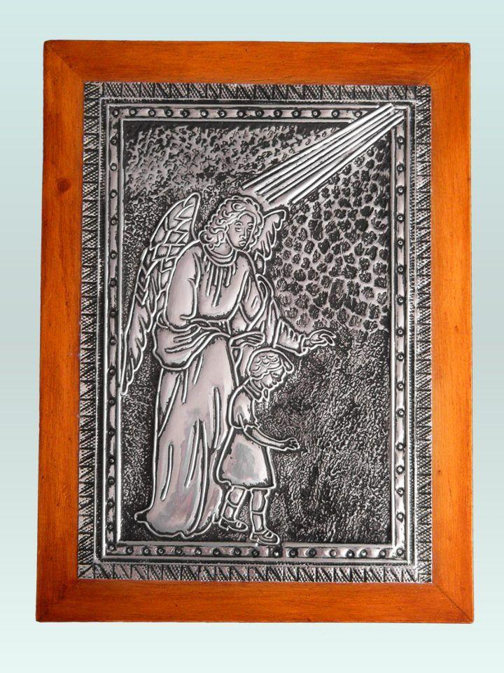 cuadro-del-angel-de-la-guarda-en-arte-ruso-marco-de-madera ...