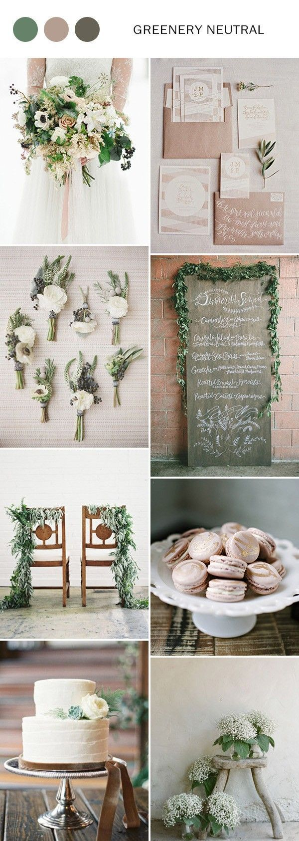 Wedding decorations using pallets october 2018 Top  Wedding Color Ideas for  Trends  Neutral wedding colors